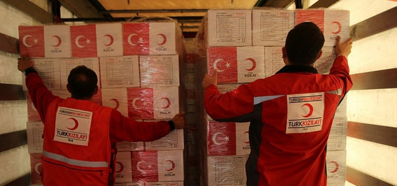TURKEY RED CRESCENT LAYS GROUNDWORK FOR SYRIA SAFE ZONE