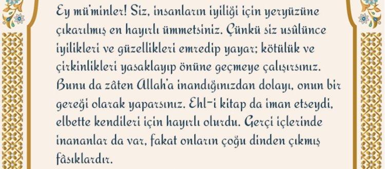 Ayet ve hadislerle İslam'da 'ümmet' kavramı