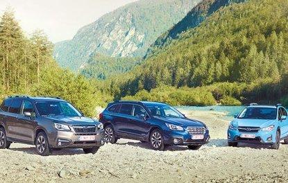 Subaru, dünyanın en çok 4x4 otomobil satan markası oldu