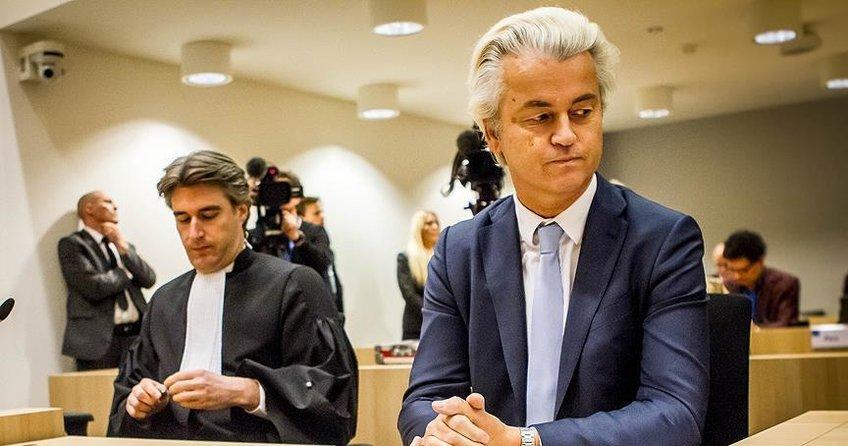 Hollanda İslam düşmanlığına göz yumuyor!