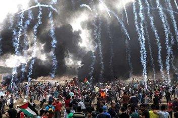 Gazze ateş altında: 59 Filistinli şehit oldu!