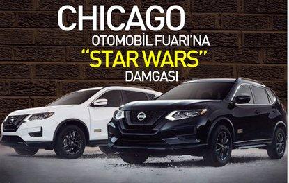 Chicago Otomobil Fuarına Star Wars damgası