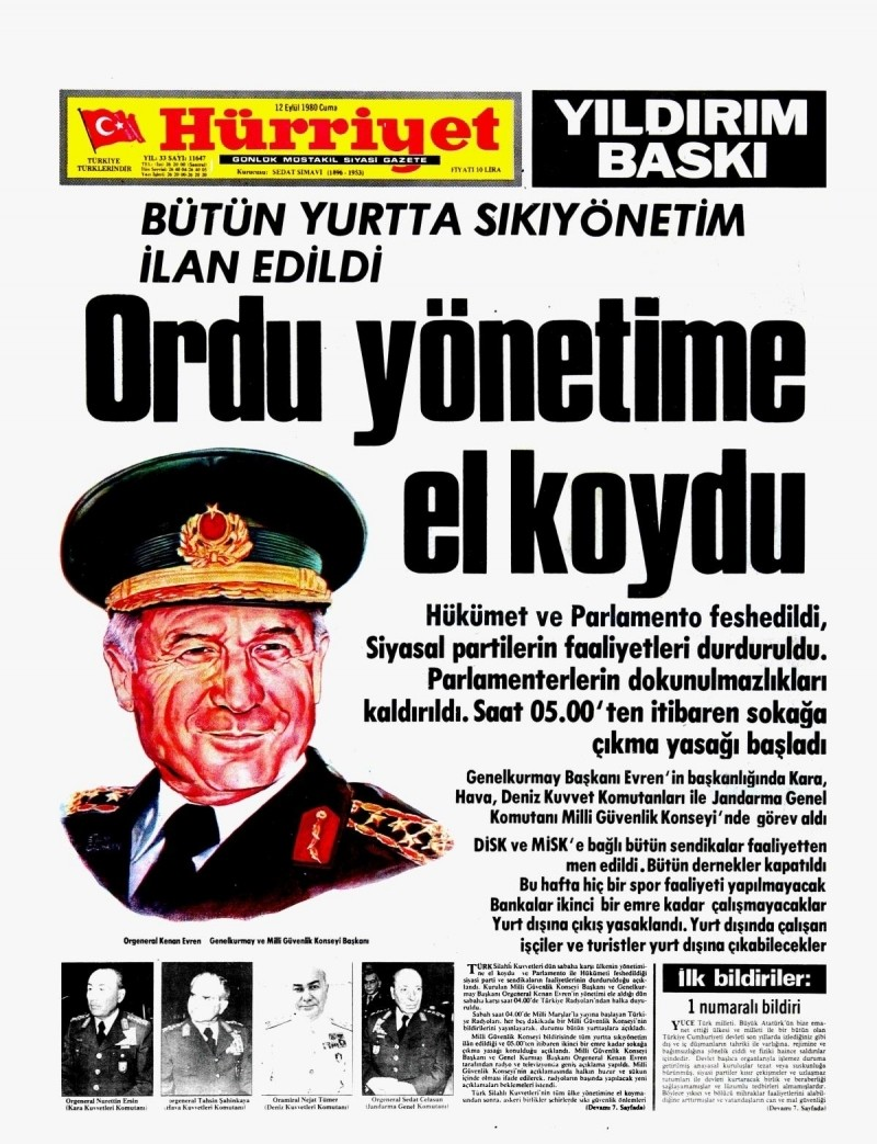 Portrait of a terrorist leader famous for his coup praisals: Fetullah Gülen