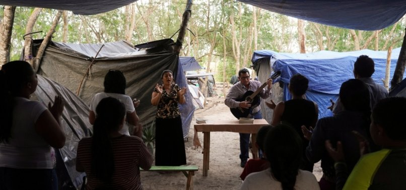MEXICAN GOVERNOR SAYS POOR ARE IMMUNE TO CORONAVIRUS