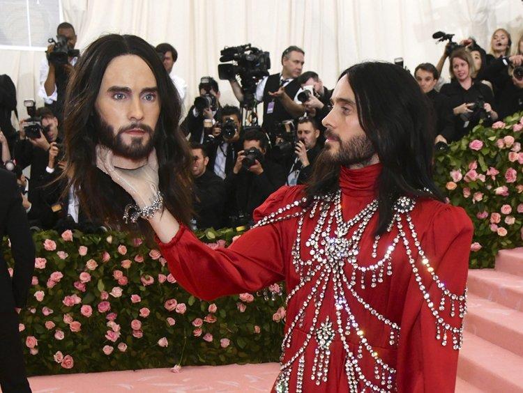 Met Gala 2019'da erkekler ne giydi?