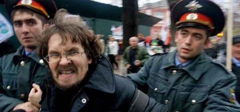 PROMINENT RUSSIAN ENVIRONMENTALIST BRUTALLY BEATEN