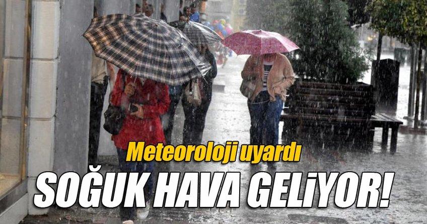 Meteorolojiden soğuk uyarısı!