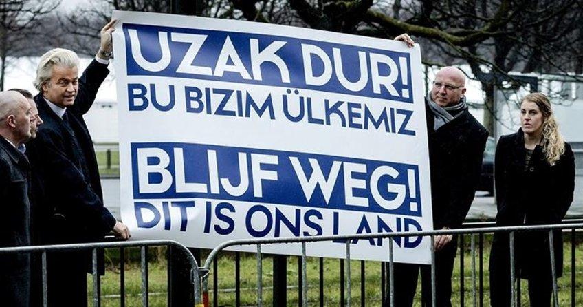 Türkler en çok Hollanda'da ayrımcılığa maruz kalıyor