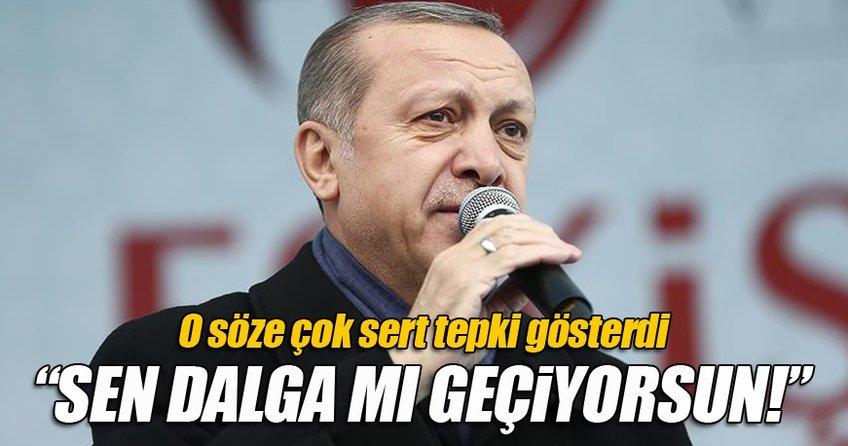 Cumhurbaşkanı Erdoğan Eskişehir'de halka hitap etti