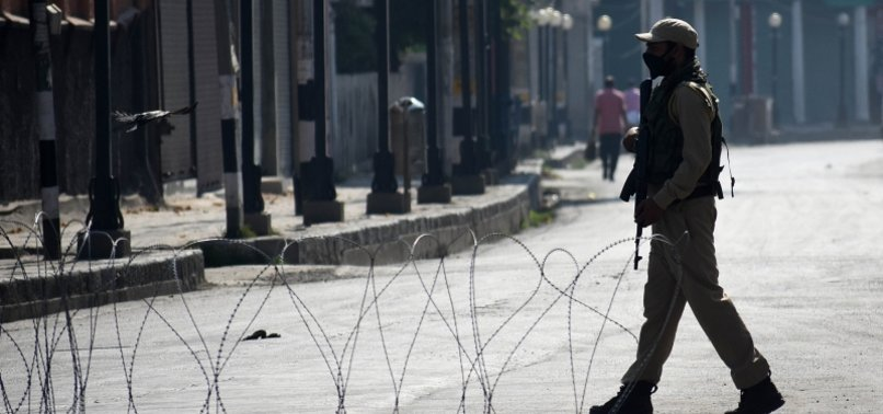 352 KILLED IN JAMMU AND KASHMIR IN LAST 1 YEAR - REPORT