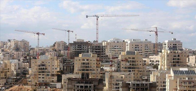 ISRAEL APPROVES NEW 530 SETTLER HOMES IN EAST JERUSALEM