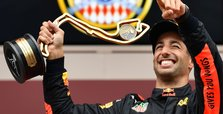Ricciardo wins Monaco Grand Prix
