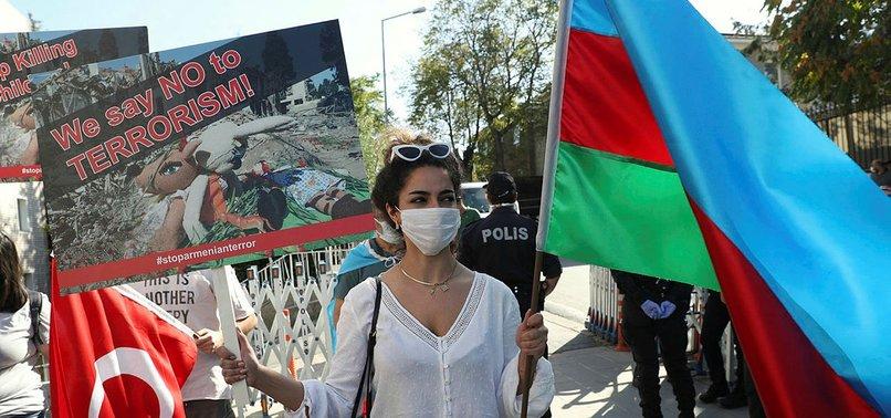 TURKEY CONGRATULATES AZERBAIJAN ON INDEPENDENCE DAY