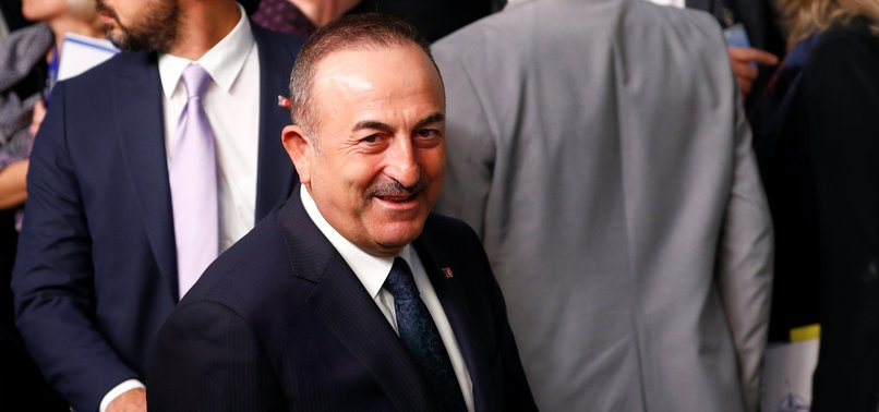 TURKISH FM ÇAVUŞOĞLU CALLS EP HEAD SASSOLIS REMARKS HYPOCRITE AND INSINCERE