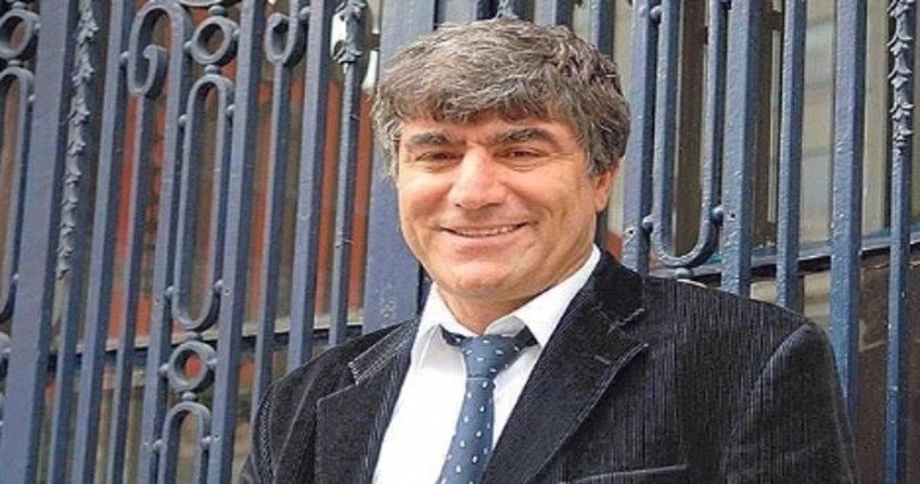 Hrant Dink davasında Engin Dinç adliyeye geldi