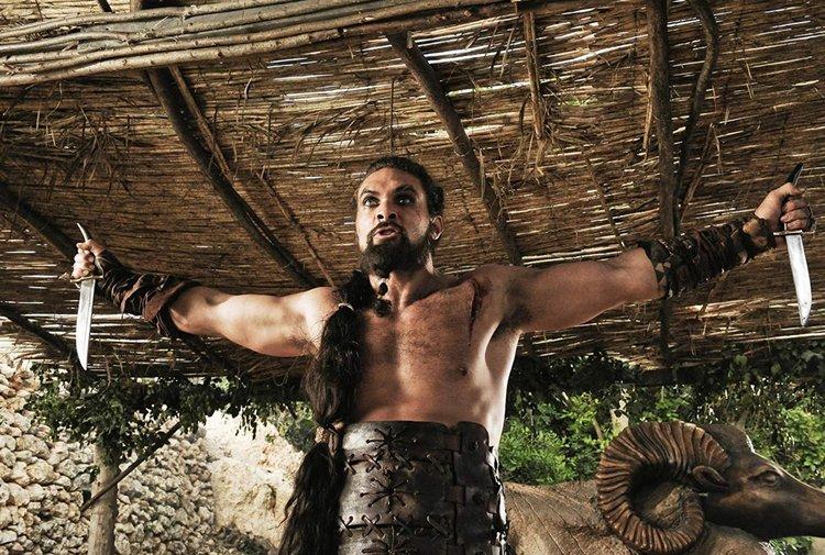 Jason Momoa: Game of Thrones'tan çıkınca ailece aç kaldık