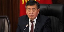 Kyrgyzstan premier announces run for presidency
