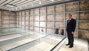 Zeytinburnu'nda Bulunan Tarihi Mozaikler İçin Sempozyum Düzenlenecek