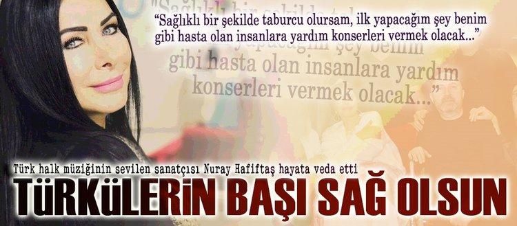Türkülerin başı sağ olsun...