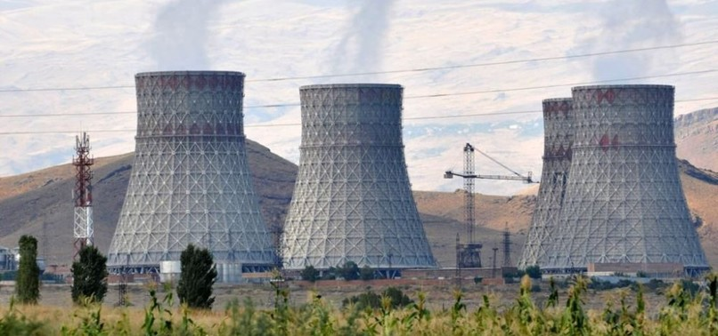 HAZARDOUS ARMENIAN NUCLEAR PLANT NEAR TURKISH BORDER IN SPOTLIGHT