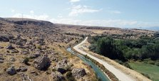 World's oldest irrigation channel to open in e. Turkey