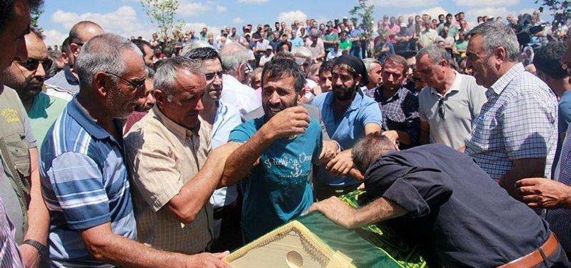 TURKEY BIDS FAREWELL TO CHILDREN KILLED BY PKK EXPLOSIVE
