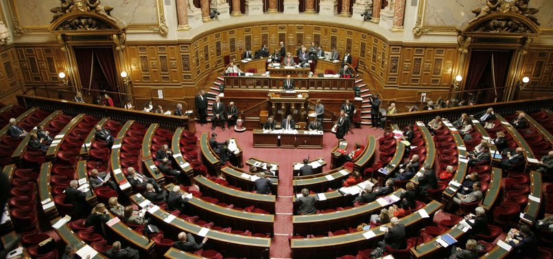 FRENCH PARLIAMENT APPROVES BILL TARGETING MUSLIMS