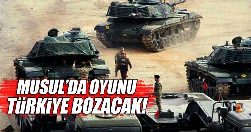 Kirli oyunu Türkiye bozacak