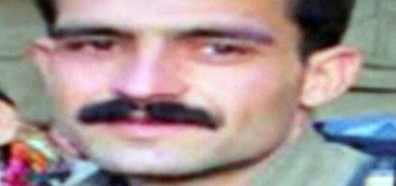 WANTED PKK TERRORIST NEUTRALIZED BY SECURITY FORCES IN TURKEYS BITLIS