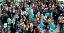 Anti-Kremlin protest in Russia's far east attracts thousands