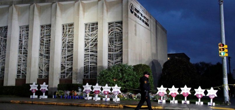 US MUSLIM GROUPS RAISE OVER $200K FOR SYNAGOGUE VICTIMS