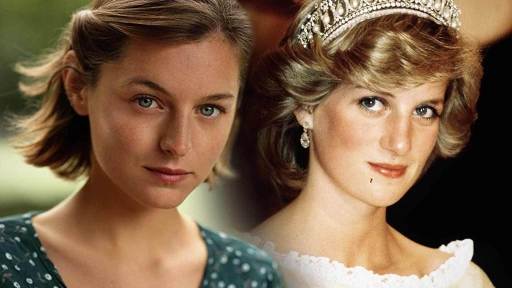 THE CROWN'UN DİANA'SI EMMA CORRİN