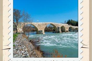 Türkiye'nin 10 tarihi köprüsü