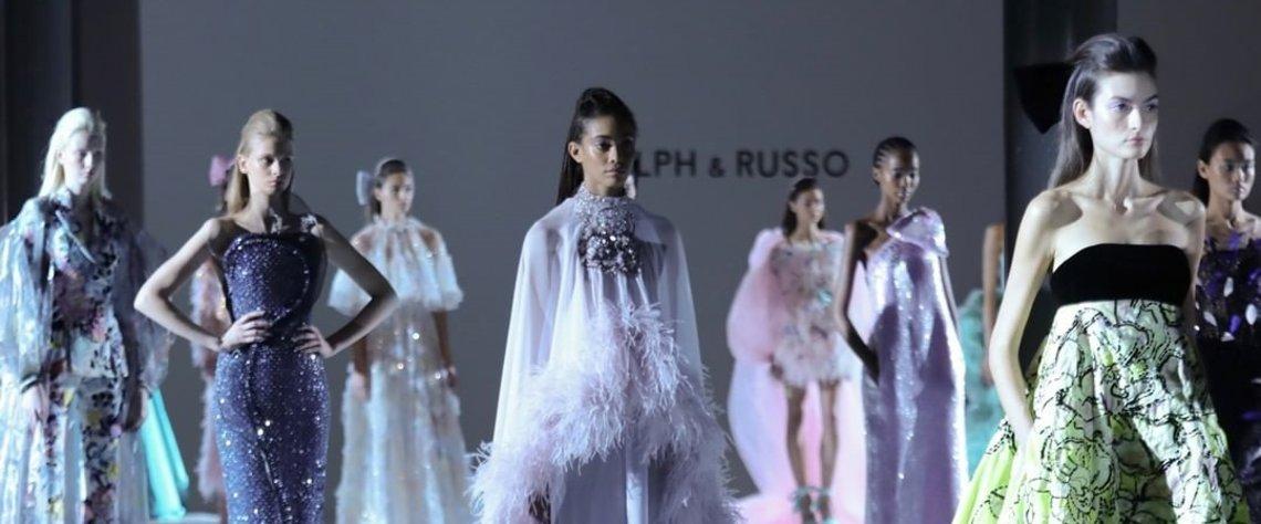 Ralph Russo Couture Sunumunu İptal Etti