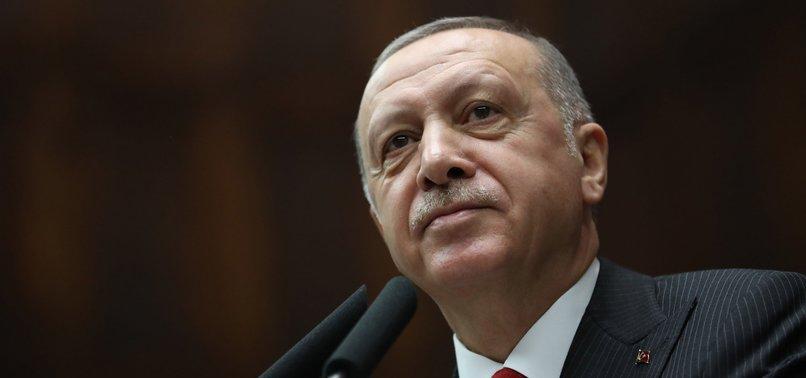ERDOĞAN SAYS TURKEY STARTING TROOP DEPLOYMENT TO LIBYA