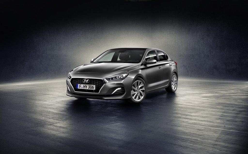 2018 Hyundai I30 Fastback Galeri Otomobil 18 Temmuz 2017 Salı