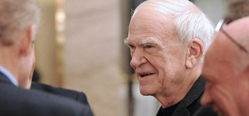AUTHOR MILAN KUNDERA HAS CZECH CITIZENSHIP RESTORED