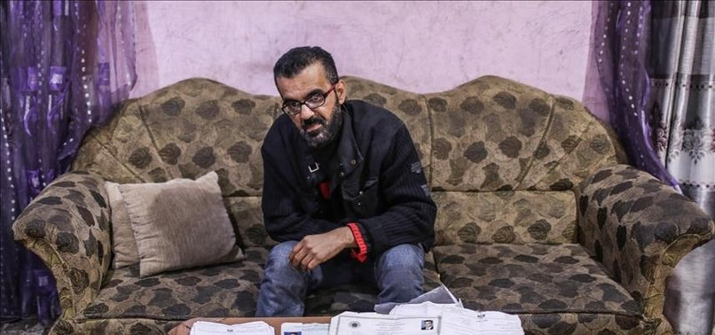 GAZAN WITH MULTIPLE SCLEROSIS PLEADS FOR HELP