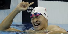 Chinese Olympic champion swimmer banned 8 years