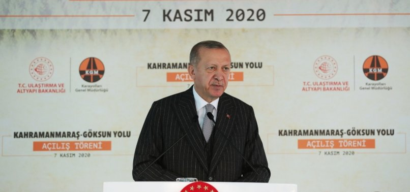 TURKEYS ERDOĞAN: AZERBAIJAN CLOSE TO UPPER KARABAKH VICTORY