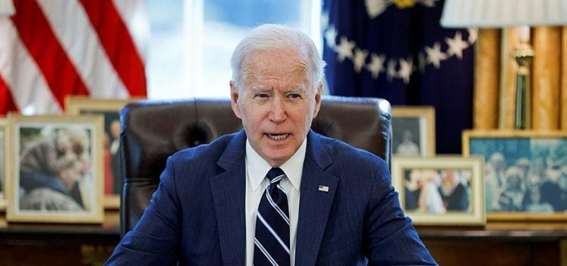 JOE BIDEN HAS COMPLETE CONFIDENCE IN TOP U.S. GENERAL - WHITE HOUSE