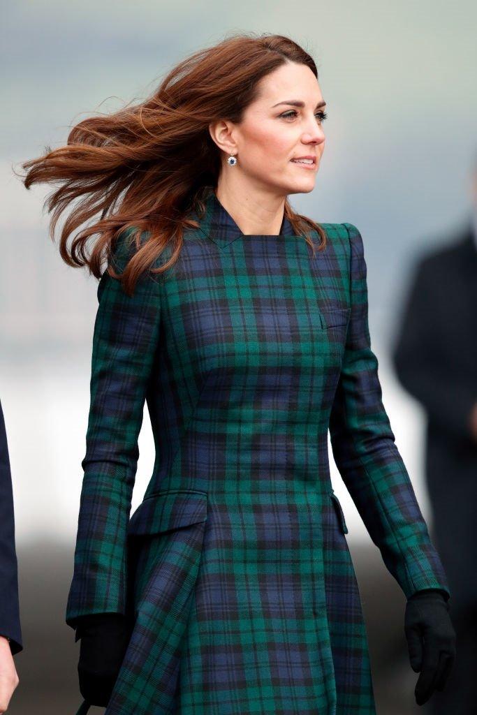 Kraliyet Ailesinden Ekim Palto Trendleri