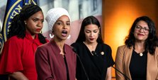 Democrat Ilhan Omar brands Trump 'fascist' after rally taunts