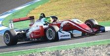 'He has Michael's racing genes' - Schumacher Jnr lifts F3 title