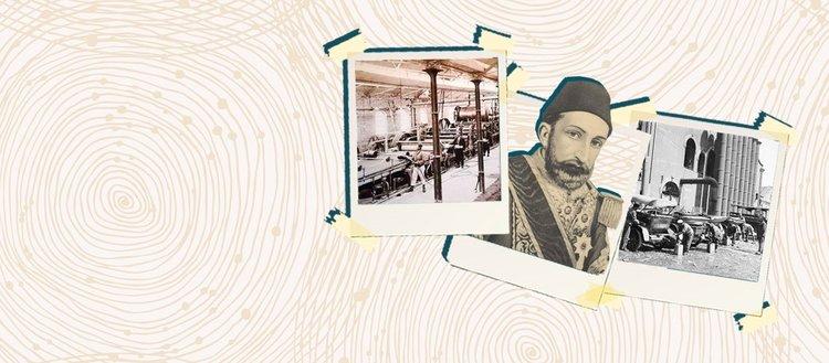 Sultan II. Abdülhamid'in sanayi hizmetleri