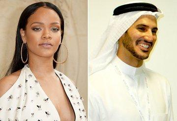 Rihanna ve Hassan Jameel ayrıldı