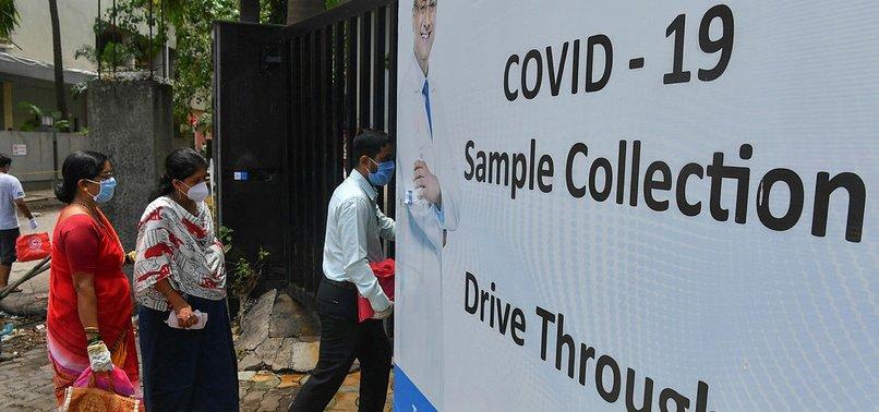 DAILY CORONAVIRUS CASES IN INDIA NEAR 20,000 AS MUMBAI EXTENDS LOCKDOWN