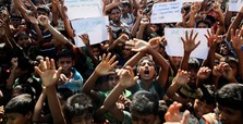 Bangladesh cancels Rohingya repatriations as refugees resist going back