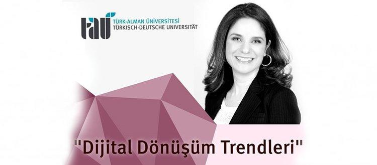 Dijital Dönüşüm Trendleri semineri 15 Martta