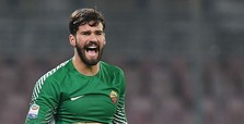 Liverpool signs goalkeeper Alisson in record deal
